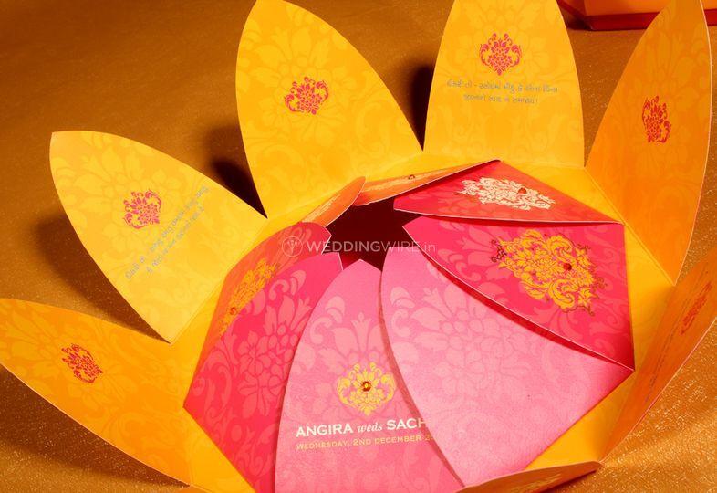 Lotus invite