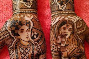 Aarav Mehandi Artist, Ghaziabad