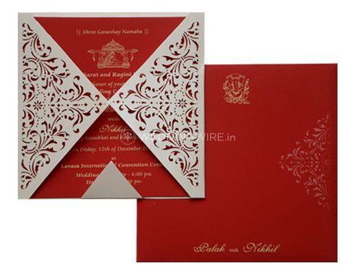 Niarika Wedding Cards