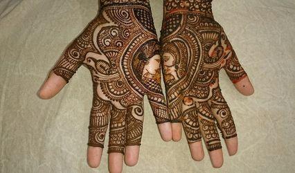 Nidhi Mehendi Designer, Indore