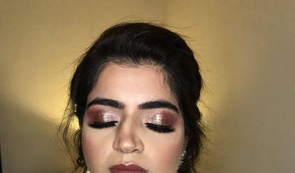 Makeup by Priyal Kaushal
