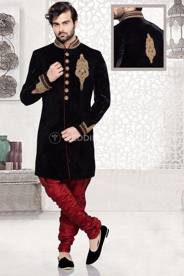 Sherwani/indowestern suit