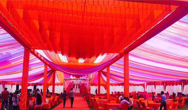 Vishnu Tent & Decorators