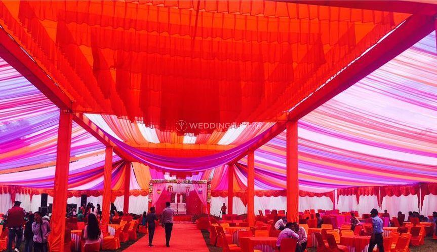 Vishnu Tent & Decorators