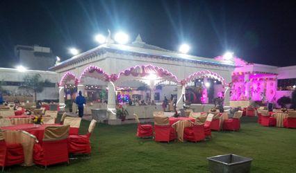 Jai Gaurav Marriage Lawn