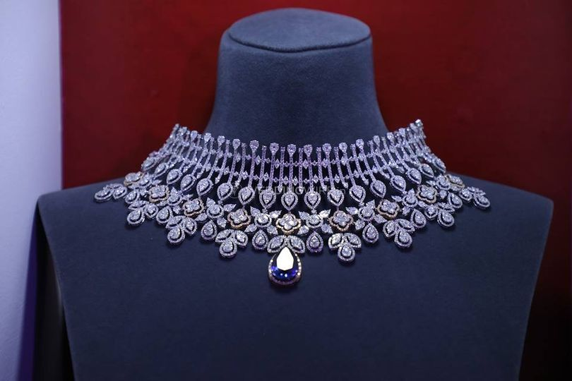 Bridal Diamond necklace from Tanishq, Anna Nagar | Photo 15