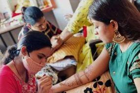 Sanyogita Mehndi Artist Jaipur