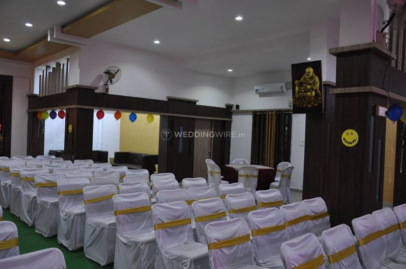 Seating Arrangement From Sree Kiran Banquet Hall Photo 2