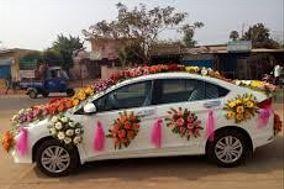 Wedding Car by Aftab Ahmed, Kalamboli
