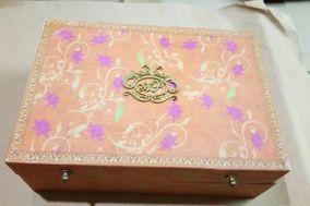 Hand Paper Creation,  Kotla Mubarakpur