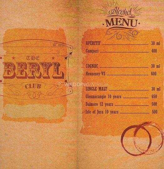 The Beryl Club