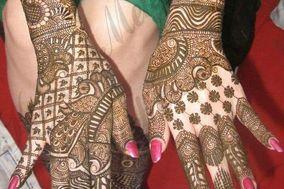 Vipin Mehandi Art Designer
