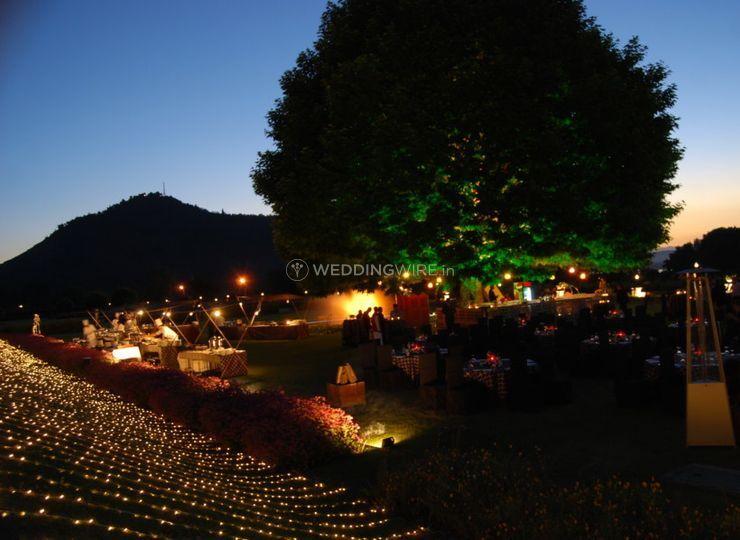 The chinar garden