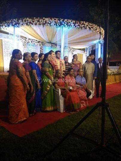 Wedding Music -Dhivyaraja Shruthi Orchestra -  stage performance  (8)