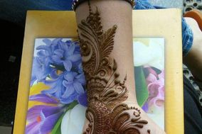 Kalyani Professional Mehandi Artist