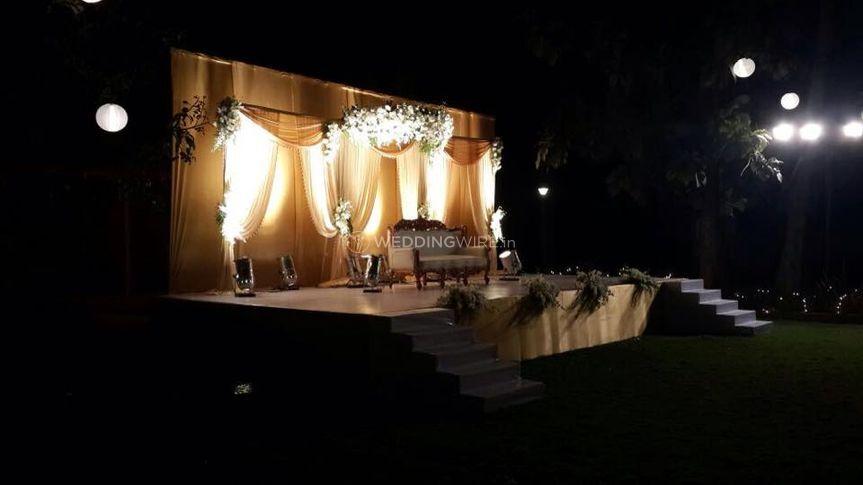 Marriage Garden- Event space