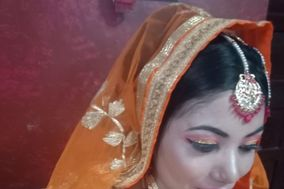 Beautiful You Bridal Makeover By Hina Begum