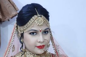 Makeover by Sandhya Ramwan