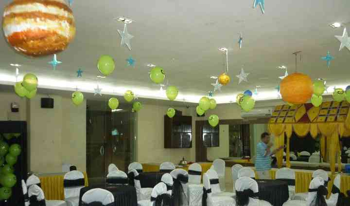 Spectra Party Hall