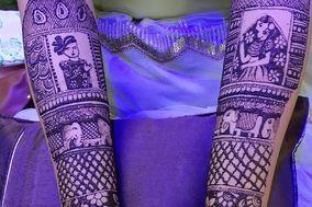 Mehandi Artist Deepa - Professional