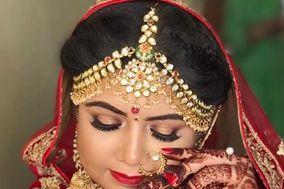 Makeup And Hair Art By Raveena