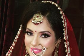 Makeup by Meher