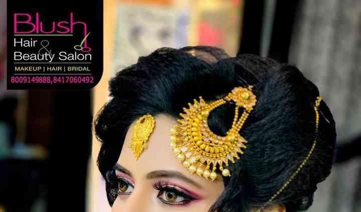Blush Hair & Beauty Salon, Jhansi