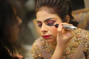 Glam Look by Swati