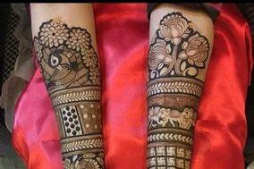 Sumit Mehndi Art