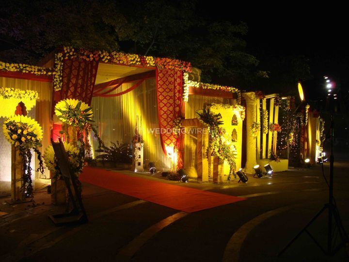 Wedding Entry