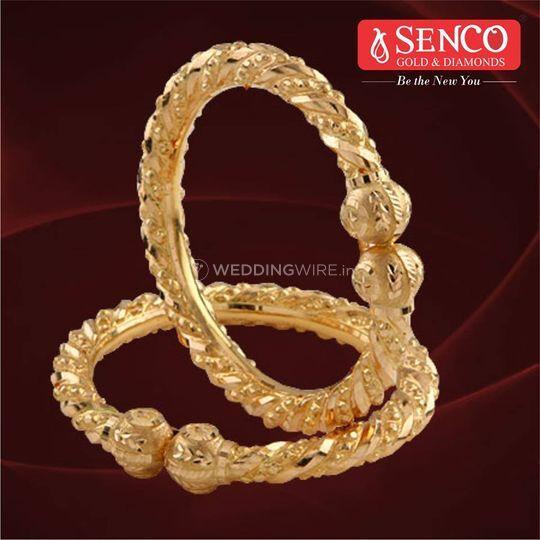 bridal jewellery from senco gold and diamonds photo 5