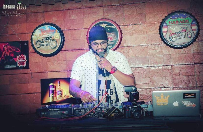 DJ Manjit