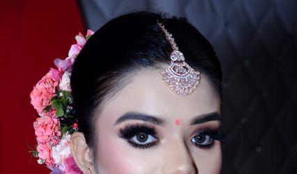 Saumya The Makeup Artist, Adarsh Nagar