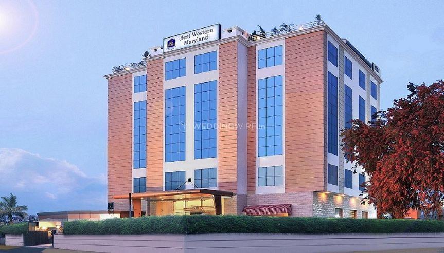 Hotel Best Western Maryland- Zirakpur