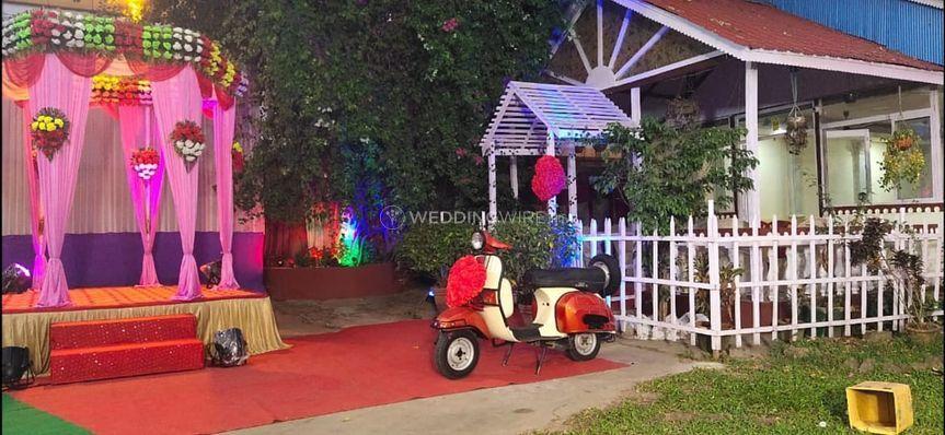 Shivam Wedding Hall, Agartala