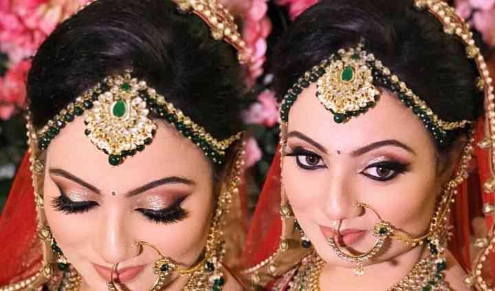 Aarushi Oswal - Make-up Artist