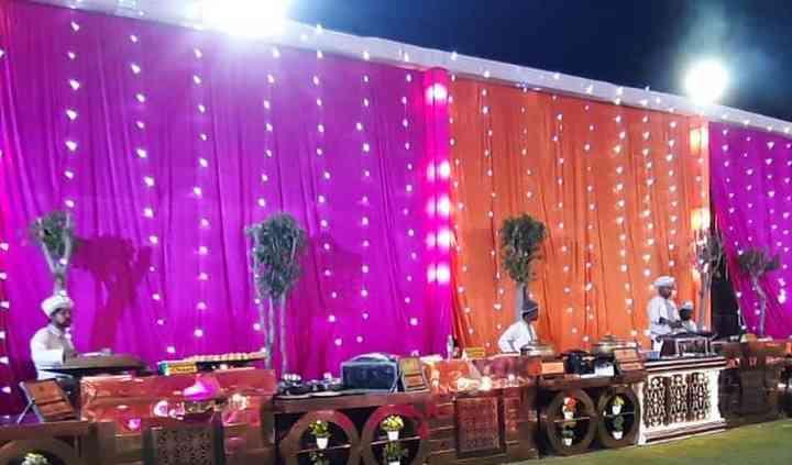 Manas Marriage Lawn