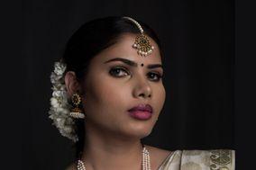 Makeup By Rohini Kamaraj