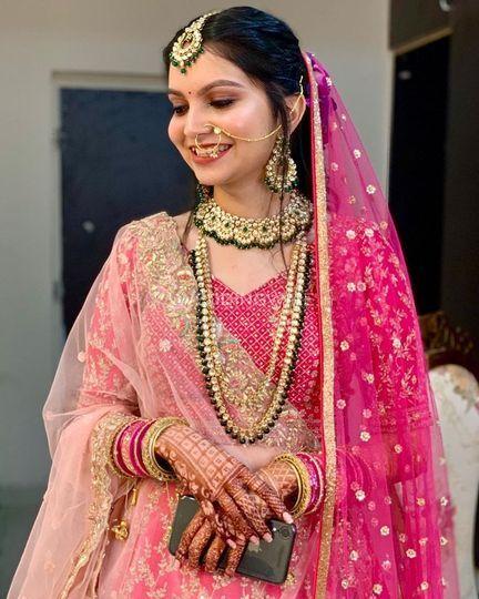 Makeovers By Saloni Patni