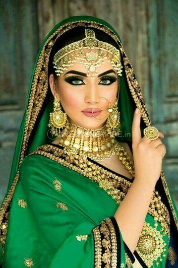 Arabic Makeup From Farhan Khan Photo 2