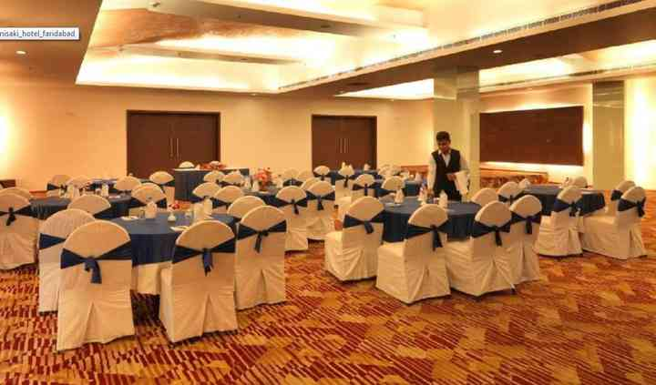 Hotel Sewa Grand, Faridabad