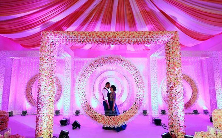 Icecube Wedding Planners in Kochi