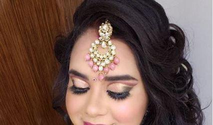 Anjali's Makeover, Dehradun 1