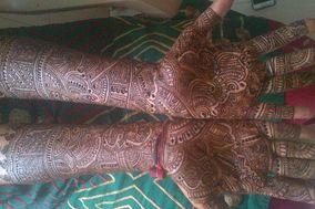 Mehndi Design By Jiya Meh