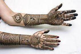 Mehndi Design by Jiya