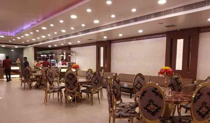 Tiffany Banquet - The Grand Fiesta
