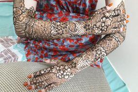 Fatima Khan Mehendi Artist