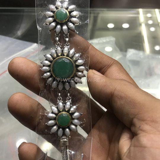 Bracelet From Jain Silver Arts Jewellery North Delhi Photo 2