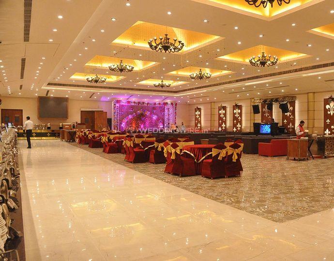 Banquet Halls- Event space