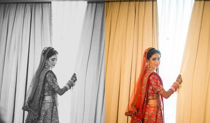 The wedding of Aditi and Rohan